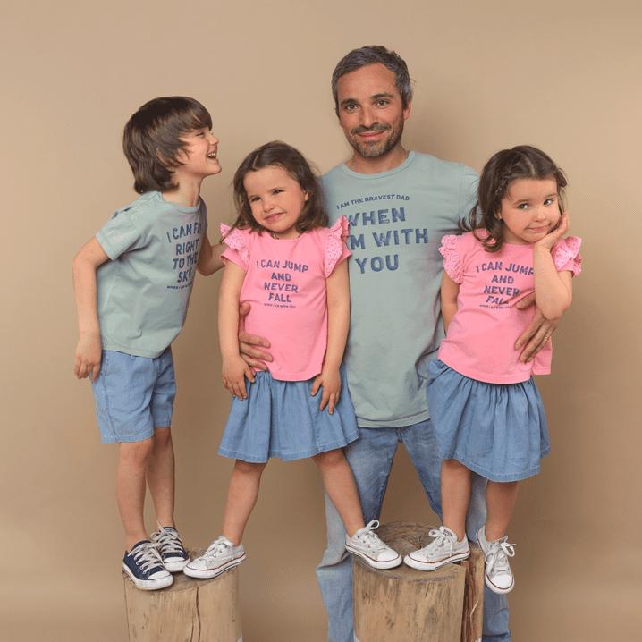 laranjinha pais e filhos