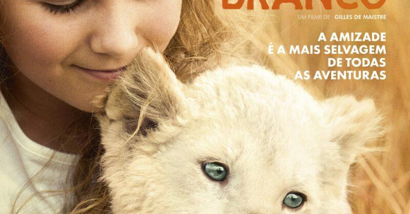 Mia e o Leão