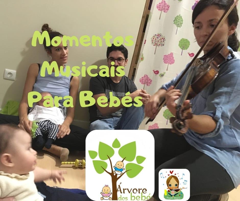 """Momentos musicais para Bebés """"Sons Quentes e Sons Frios"""""""
