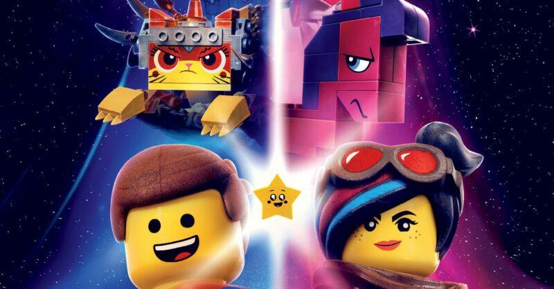 Poster O Filme LEGO 2