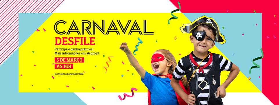 alegro setubal carnaval