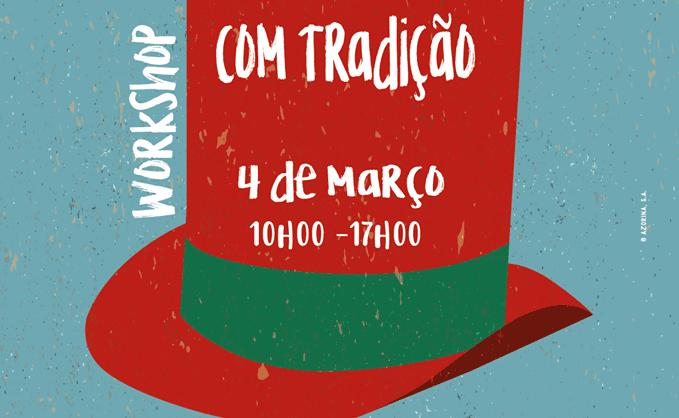 Workshop Carnaval com Tradição nos Açores