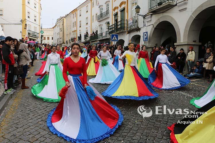 Carnaval Internacional de Elvas