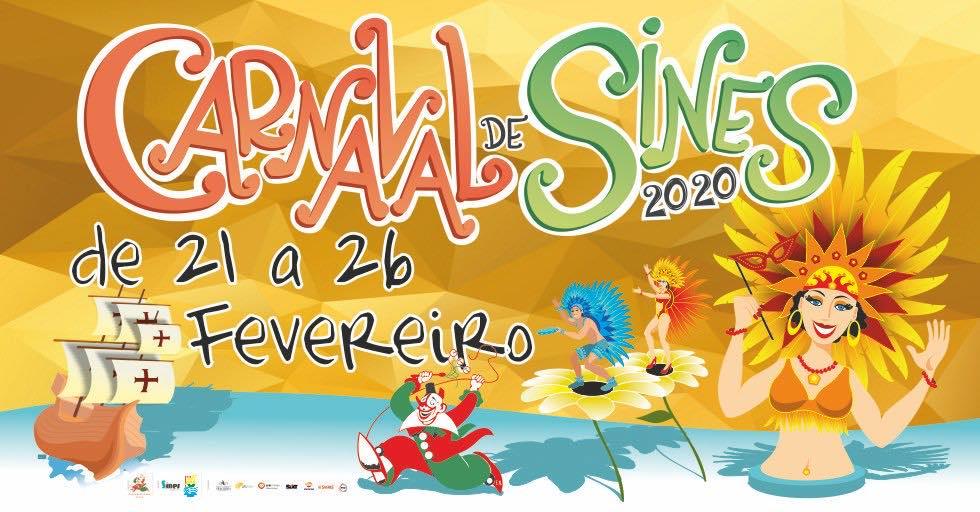 carnaval sines 2020
