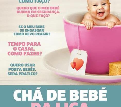 Chá de Bebé da Liga