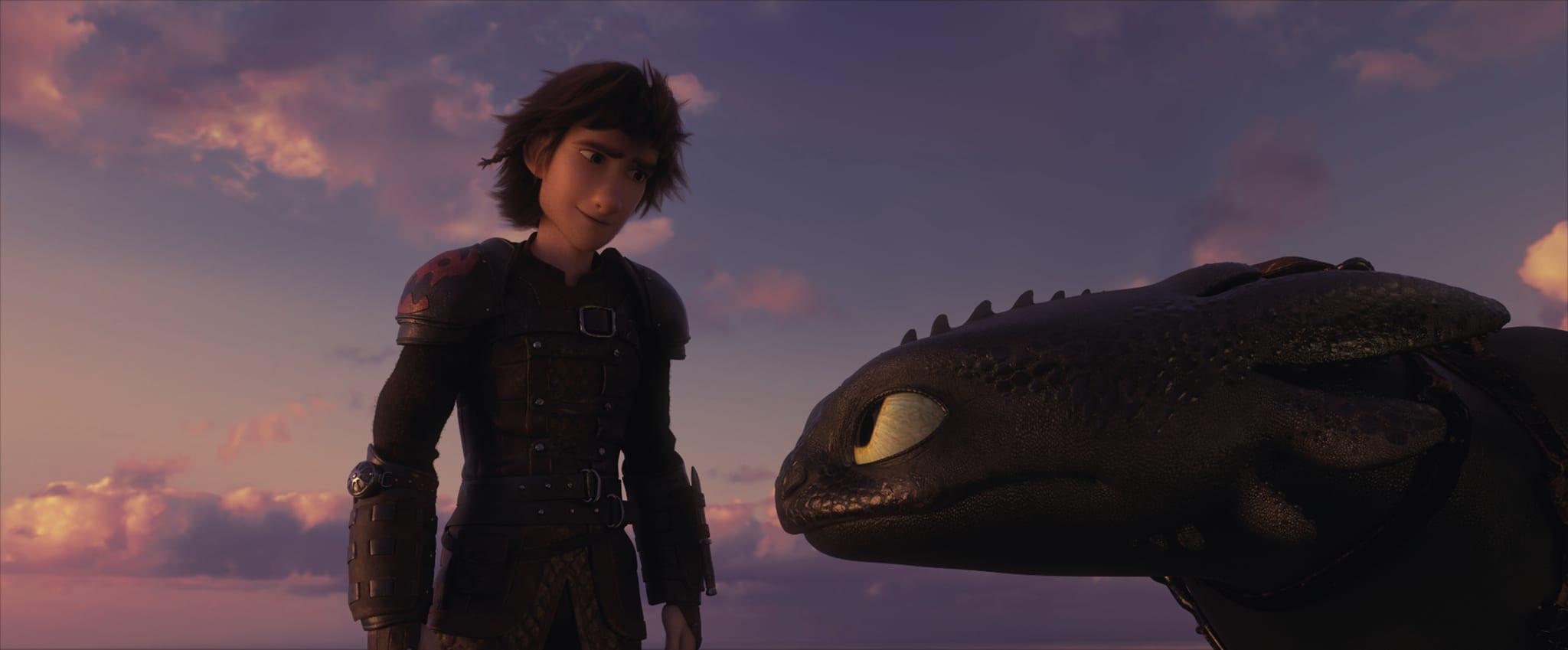 como treinares o teu dragão mundo secreto