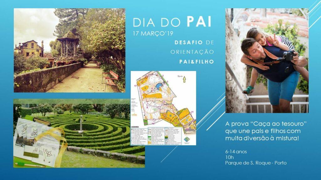 DIA DO PAI – DESAFIO DE ORIENTAÇÃO PAIS & FILHOS