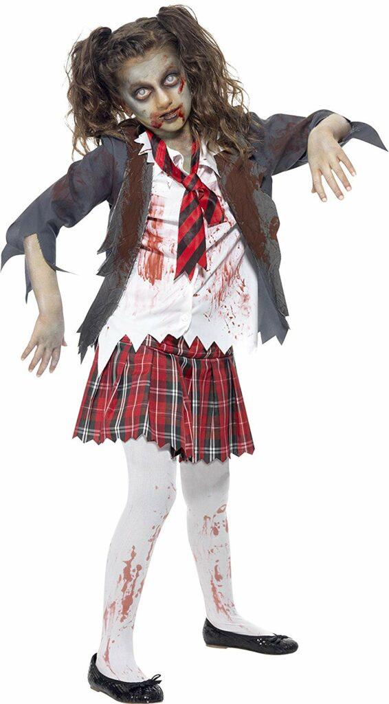 disfarce zombie