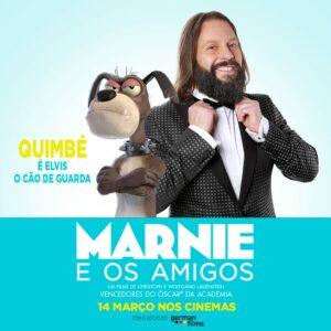 Marnie e os seus amigos - Quimbé