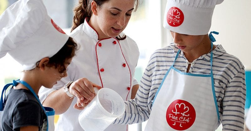 Masterclass infantil com a chef Joana Byscaia – Vegetariano