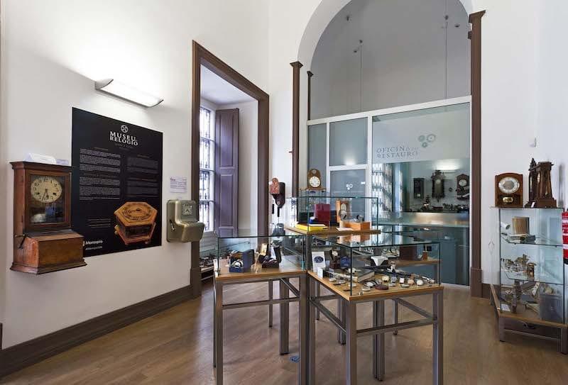 museu do relógio polo évora
