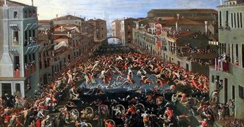origem carnaval de veneza