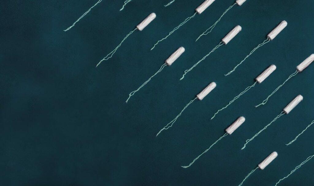 mitos sobre a menstruação