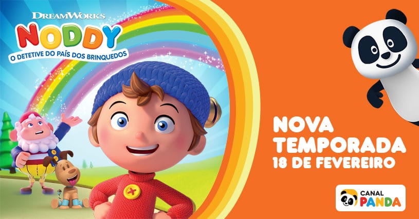 Noddy nova temporada