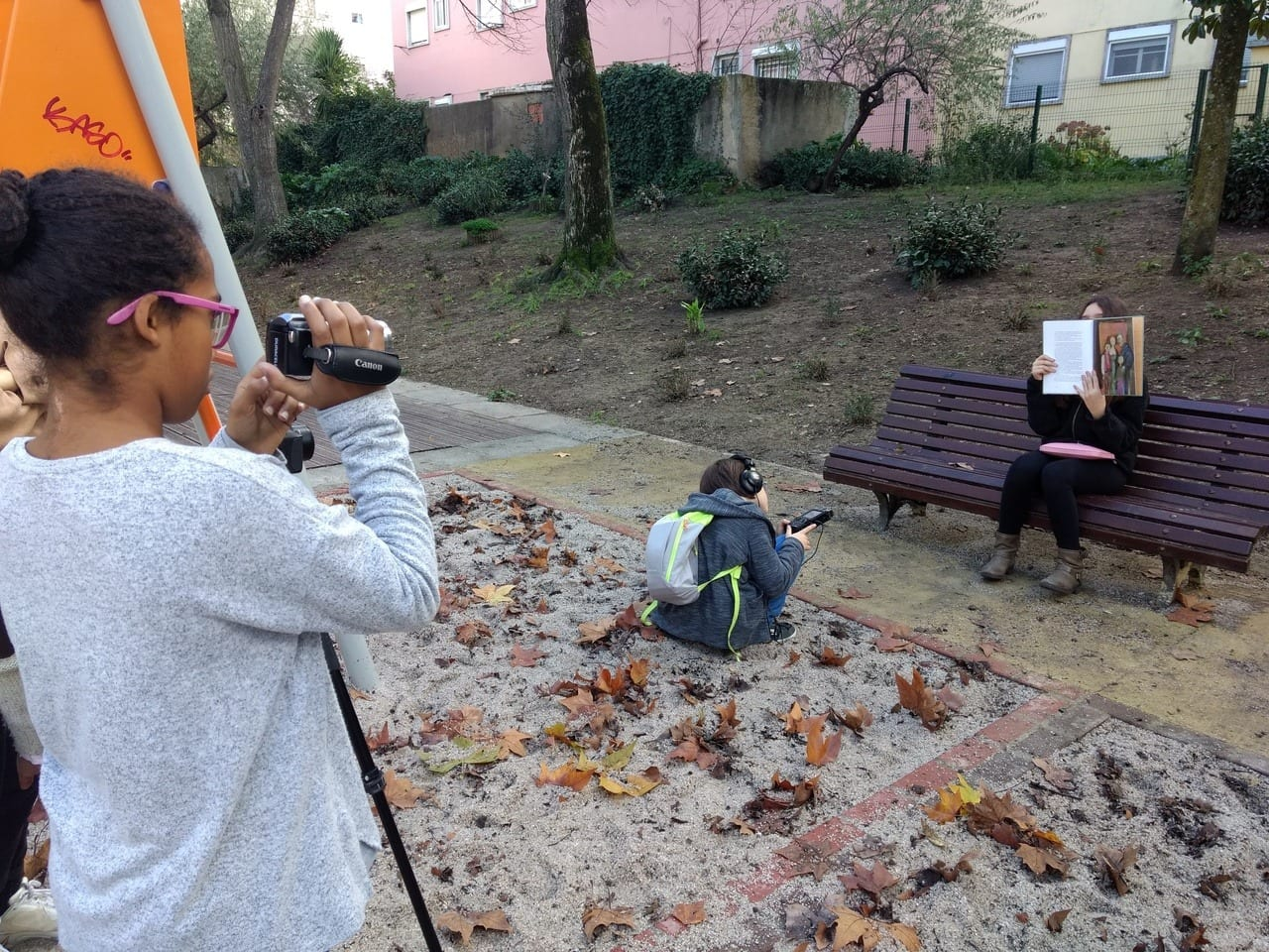 Docs 4 Kids: Um Dia na Aldeia