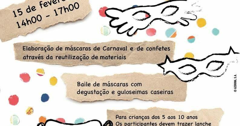 Eco-Carnaval no Parques Naturais dos Açores