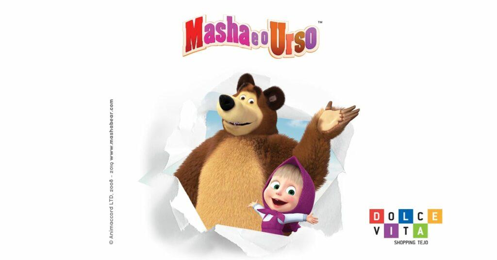 Masha e o Urso Dolce Vita Tejo