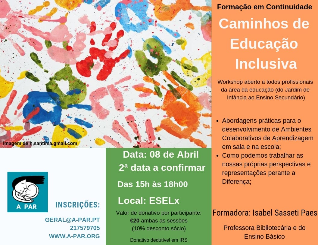 Caminhos de Educação Inclusiva