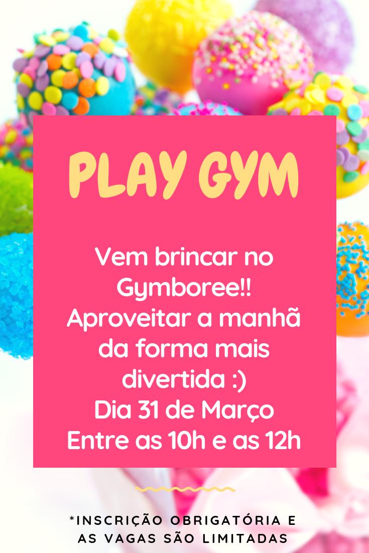 PlayGym no Gymboree Play & Music