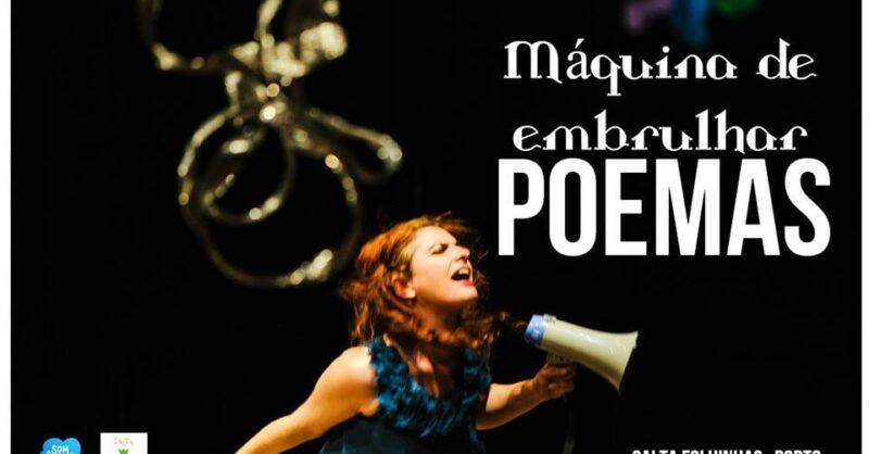 Máquina de Embrulhar Poemas