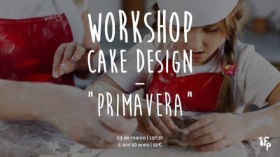 Workshop cake design