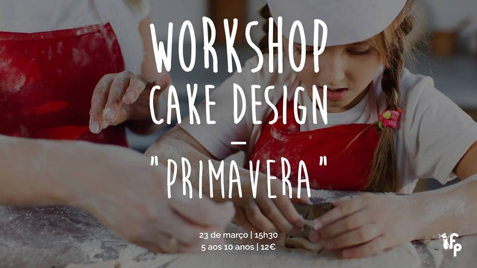 Workshop cake design