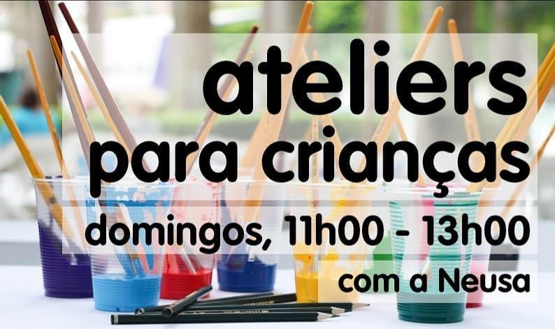 Ateliers para Crianças