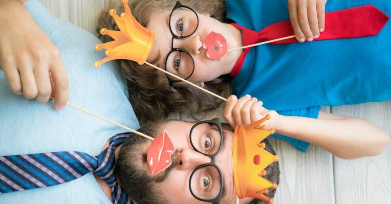 Celebrem o dia do Pai em família: descubram ideias giras para fazer com as crianças
