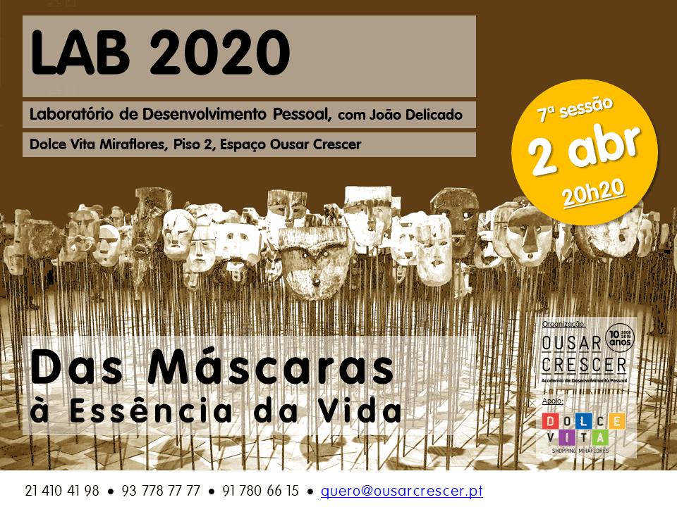 LAB 2020 – Laboratório de Desenvolvimento Pessoal