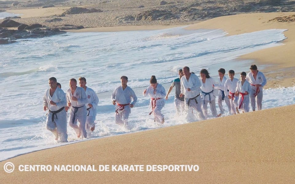 Centro-Nacional-de-Karate desportivo