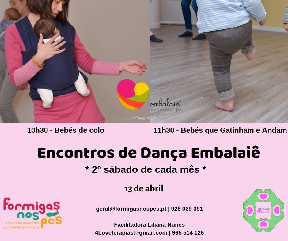 Encontros de Dança Embalaiê