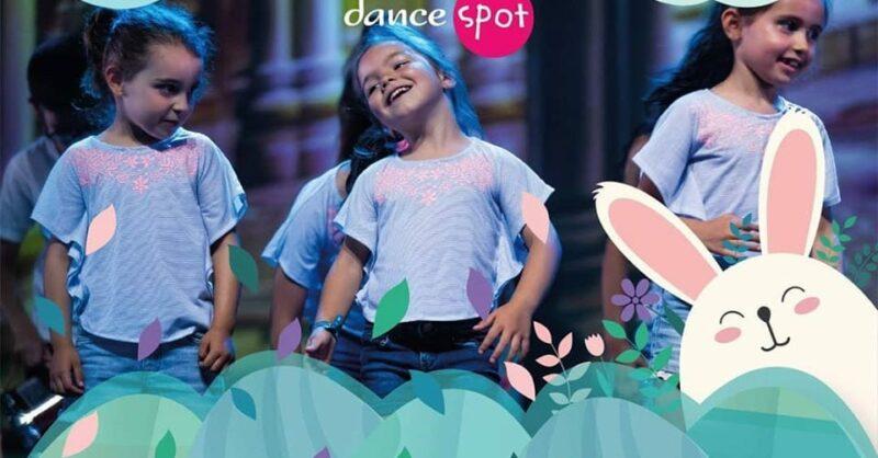 Férias da Páscoa na Dance Spot com muita música e dança!