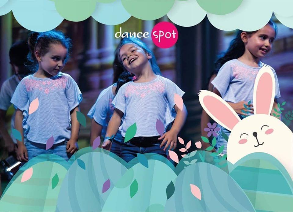 Férias da Páscoa na Dance Spot