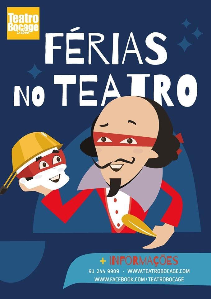 Férias no Teatro