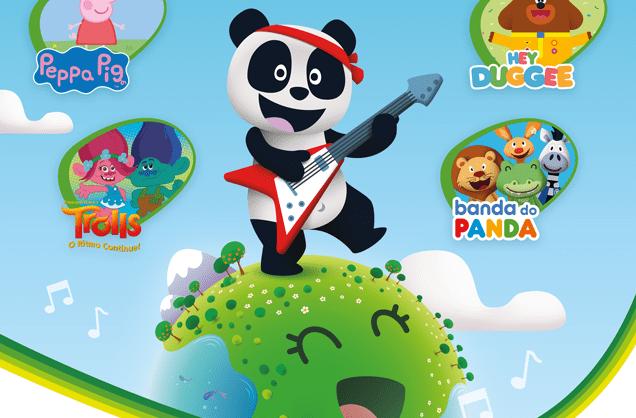 Festival Panda no Porto!