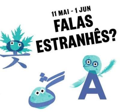 Falas Estranhês - Teatro