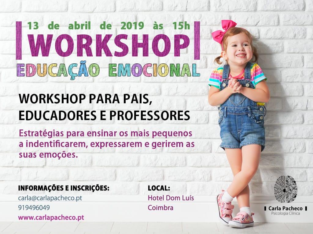 Workshop Educação Emocional