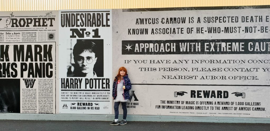 O que fazer em Londres - visitar o Harry Potter tour do Warner Brothers studio