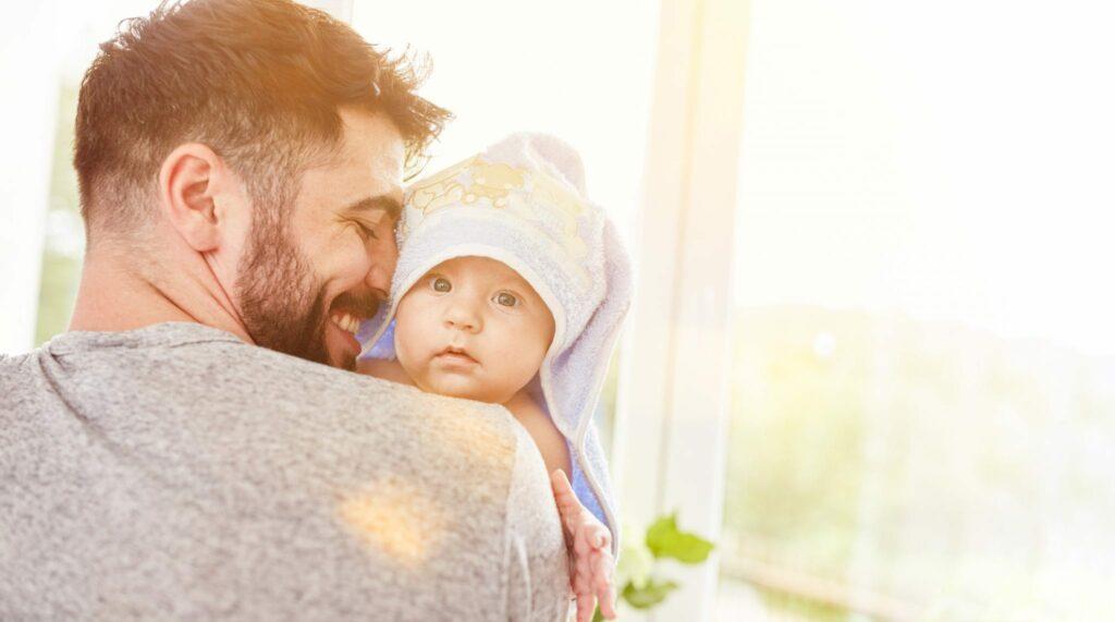 licença de paternidade