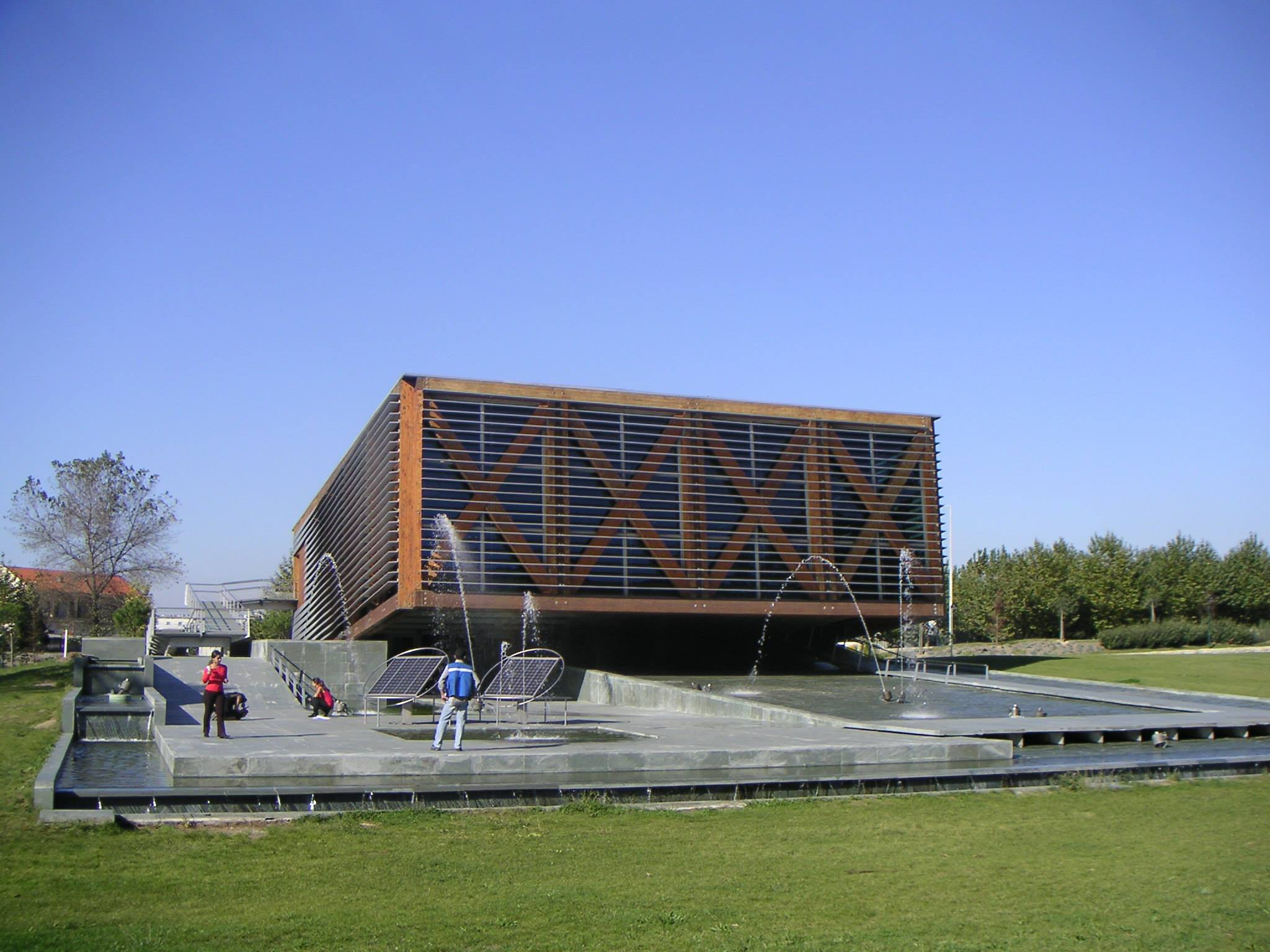 Pavilhão da Água no Porto 2
