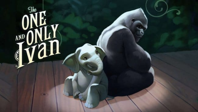 The-One-and-Only-Ivan- filmes de animação 2020