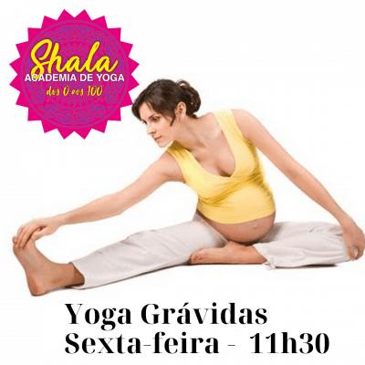 Yoga Grávidas