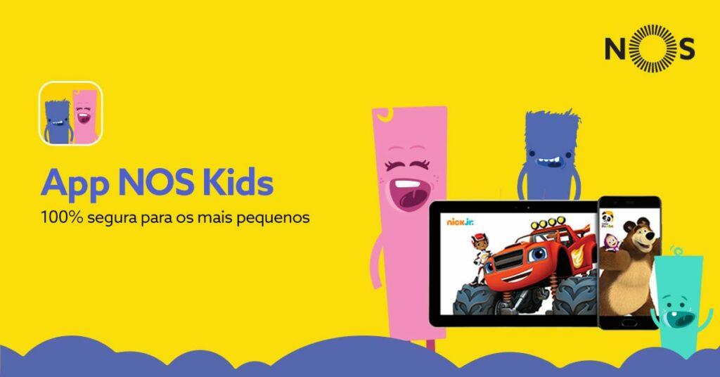 App NOS Kids