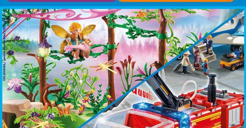 Espaço Playmobil no Almada Forum