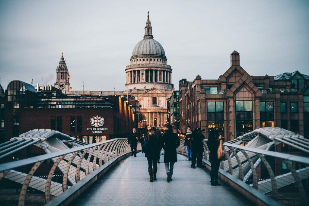 O que visitar em Londres - Saint Paul