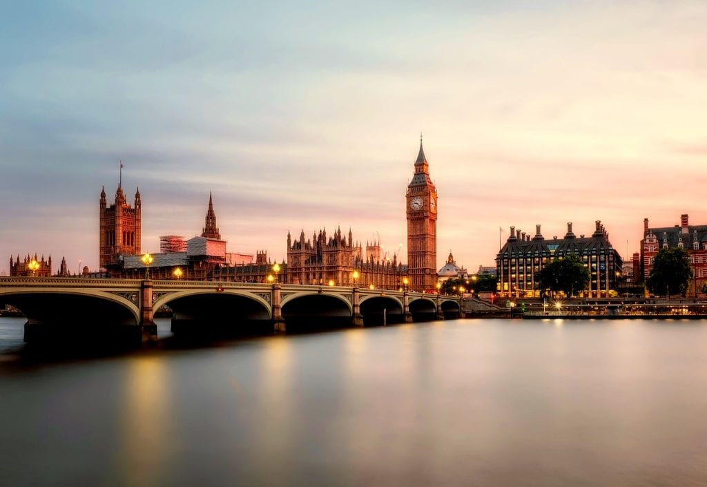 O que visitar em Londres - Houses of Parliament, Big Ben e Abadia de Westminster
