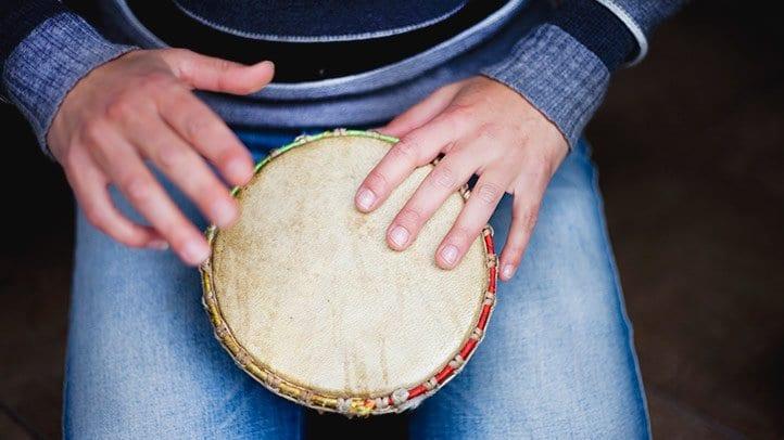 Sensibilização à Musicoterapia