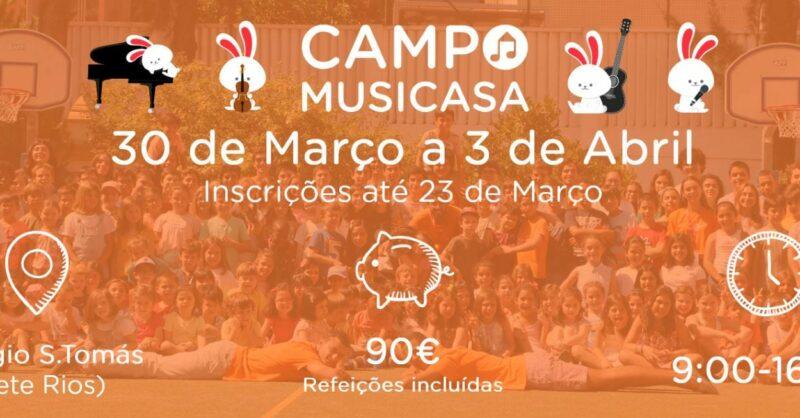 Campo Musicasa – Edição de Páscoa