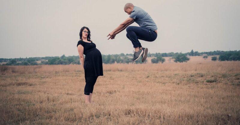 8º mês de gravidez