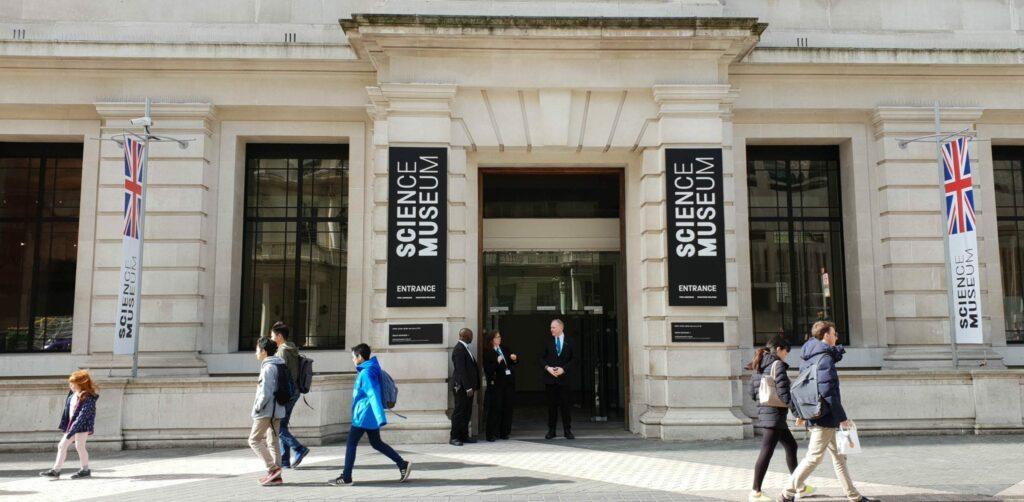 o que visitar em Londres - science museum - museu da ciência de Londres
